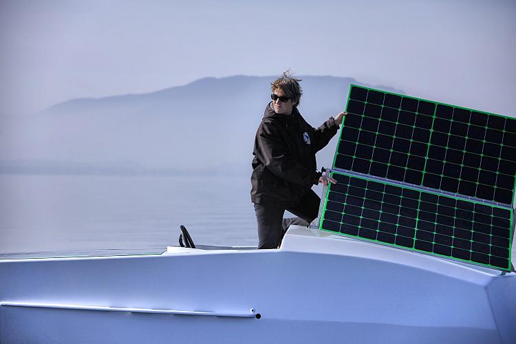 Arctic Solar by Icade : du Pacifique à l'Atlantique avec le soleil pour seul carburant