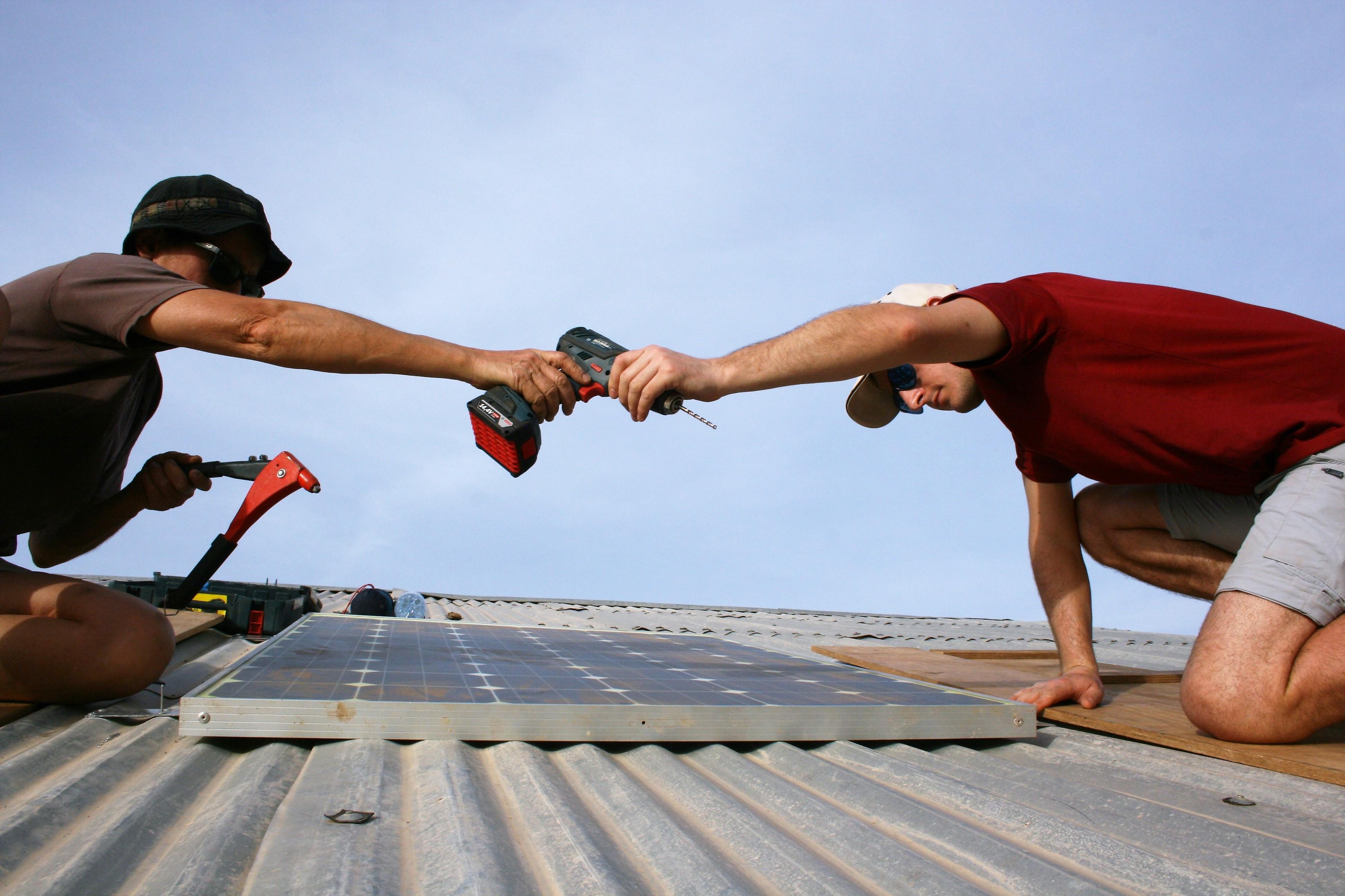 Accord de partenariat SER – Synergie Solaire pour l'accès à l'énergie