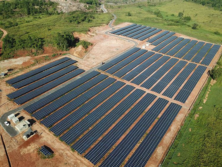 La Malaisie bascule vers l'énergie solaire