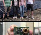 L'équipe de BRC Solar et son produit