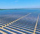 La centrale solaire de Pirapora (399 MWc), réalisée par EDF Renewables en 2017.