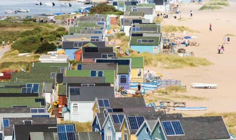 2018: l'été de tous les recordspour l'énergie solaire