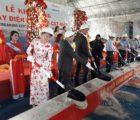 La première pierre de cette 3e centrale PV a été posée dans le cadre d'une cérémonie festive traditionnelle.