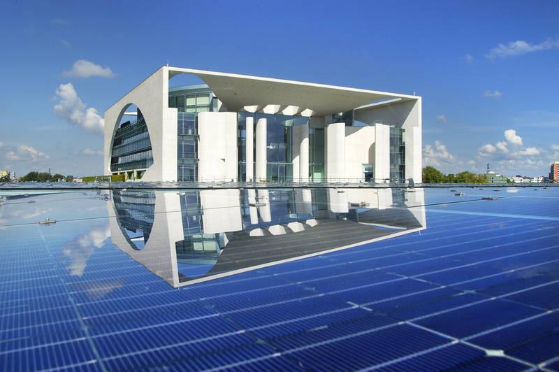 Tout pour le solaire au 2e AO bi-technologies en Allemagne!