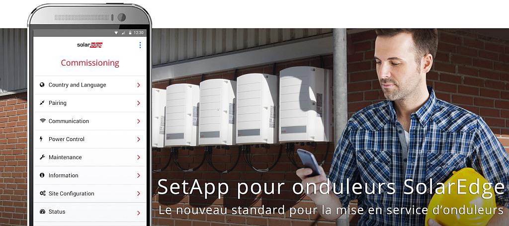 L'onduleur triphasé en technologie Synergy de SolarEdge arrive en France
