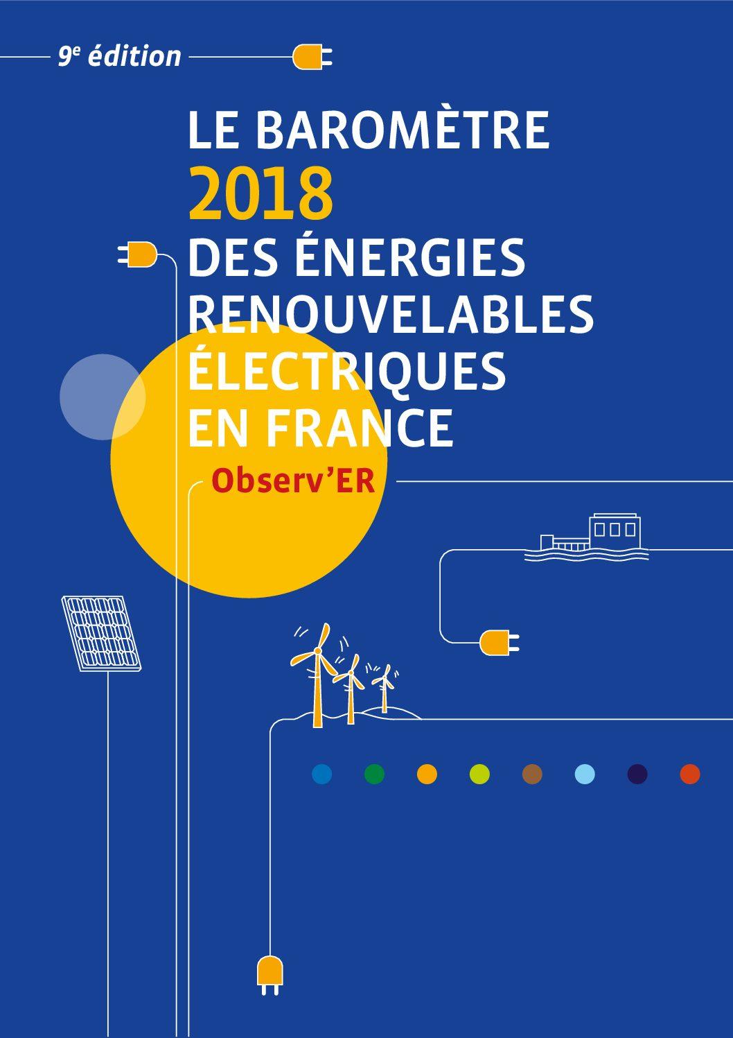 Le rythme de développement des EnR électriques reste insuffisant en France, selon Observ'ER