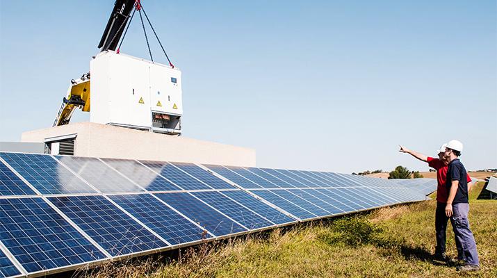 SMA Repowering assure l'avenir des centrales photovoltaïques