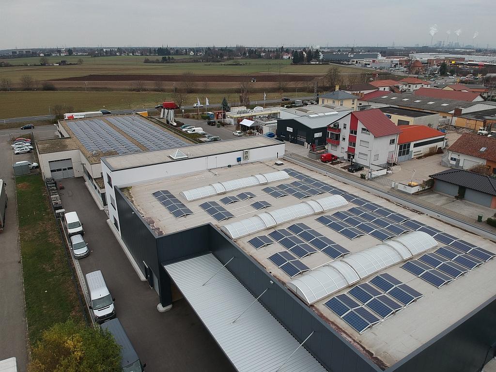 Le parc PV allemand a progressé de près de 3 GW l'an passé
