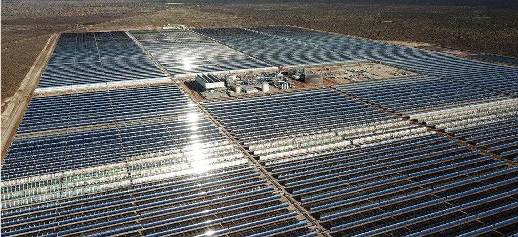 Engie met en service en Afrique du sud sa première centrale solaire à concentration