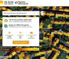 Cadastre solaire mis au point par In Sun We Trust pour Nantes Métropole
