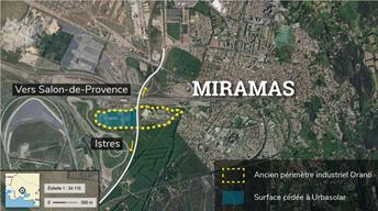 Urbasolar prépare l'implantation d'une centrale PV sur un ancien site nucléaire