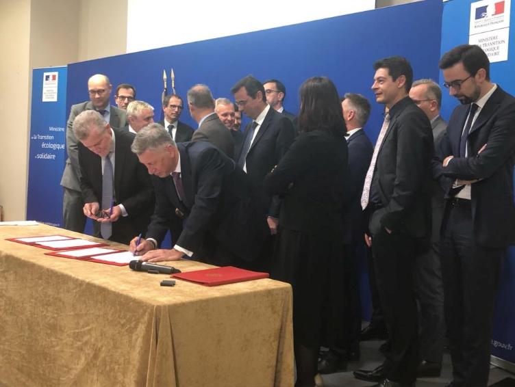Un contrat de filière pour accélérer le développement de l'industrie des EnR