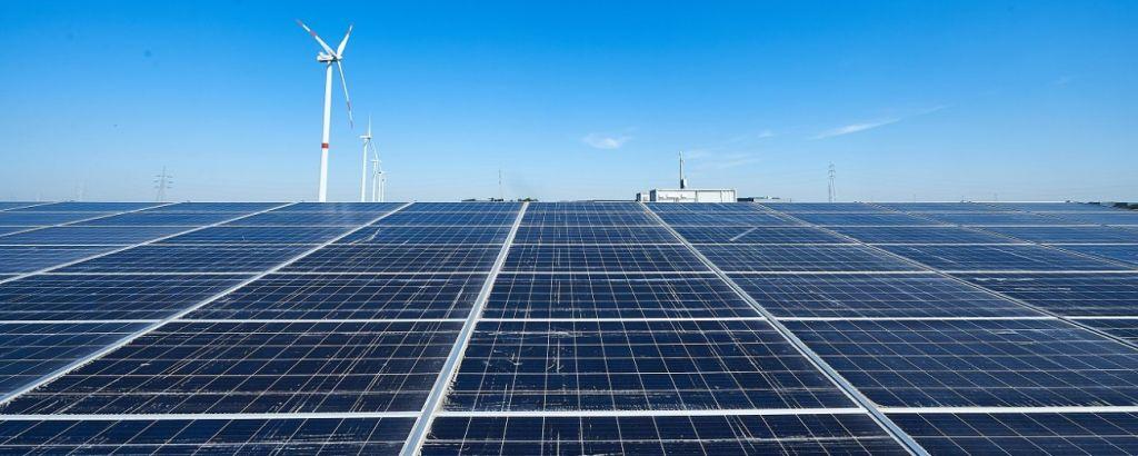 Une centrale PV de 99,5 MW inaugurée au Benelux