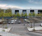 Le stade Geoffroy Guichard sera doté d'ombrières de parking.
