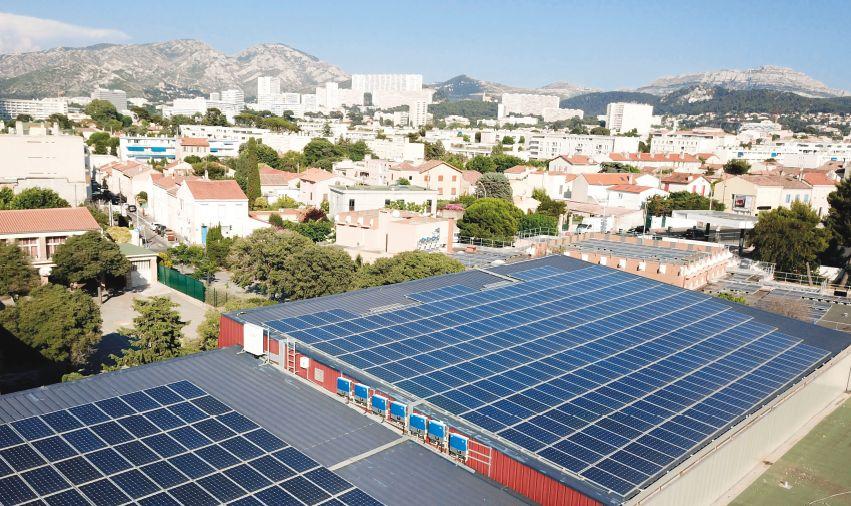 Tenergie s'allie à Hyséo pour développer le PV de plus de 100 kW