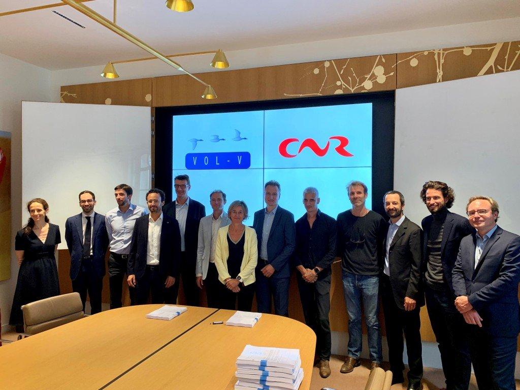 Avec VOL-V, CNR conforte sa position de 1er producteur français d'électricité renouvelable