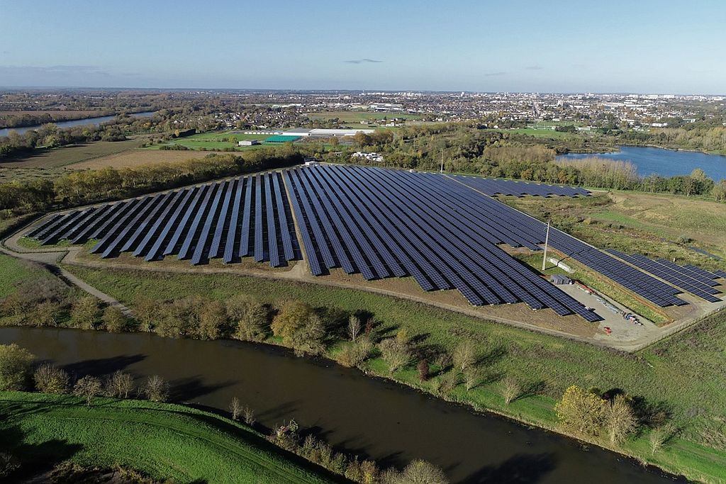 La centrale PV de la Petite Vicomté aux Ponts-de-Cé livre ses premiers kWh