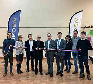 Neoen inaugure le parc photovoltaïque de Lapeyrouse-Fossat d'une puissance de 5 MWc