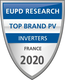 """APsystems distingué """"Top Brand PV"""" sur le marché français des onduleurs par EUPD Research"""