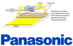 Rendement record de 16,09% pour le plus grand module PV à pérovskites réalisé par impression à jet d'encre