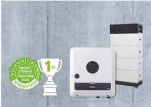 Test des solutions de stockage d'énergie photovoltaïque domestiques : première place pour Fronius et BYD