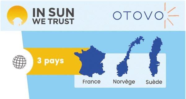 In Sun We Trust et Otovo lèvent 17 M€ pour accélérer le déploiement du photovoltaïque résidentiel en Europe