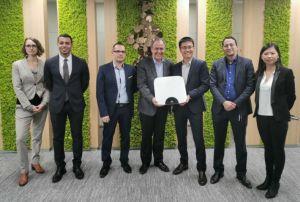 Axdis signe un partenariat avec Huawei et Green Power Technologie