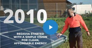Redavia célèbre 10 ans d'innovation solaire