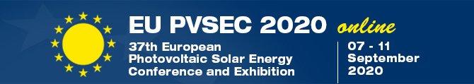 EU PVSEC 2020 se tiendra en ligne du 7 au 11 septembre