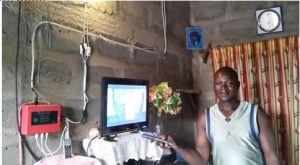 Kit solaire autonome pour l'Afrique : Qotto lève 2,24 M€