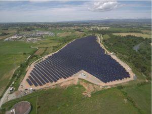 Engie Green met en service la centrale PV des Plos