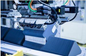 Sept fabricants préconisent de faire de la taille de tranche de silicium M10 un standard