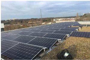 Legendre Energie équipe la toiture du siège social du groupe Sigma (44) d'une centrale solaire en autoconsommation