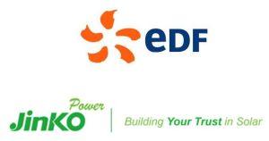 Le consortium EDF – Jinko Power remporte le plus puissant projet solaire au monde à Abu Dhabi