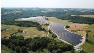 CVE obtient 43 M€ pour financer 16 projets de centrales photovoltaïques totalisant près de 50 MW