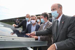 Bordeaux construit la plus grande centrale solaire urbaine d'Europe
