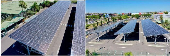 Sun'R Power met en service quatre installations photovoltaïques