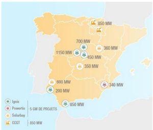 Total va développer 3,3 GW de projets solaires en Espagne