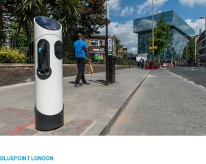 Total acquiert le plus grand réseau de points de charge pour véhicules électriques de Londres