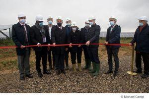 Akuo et ECT inaugurent la centrale solaire « Les Gabots » en Île-de-France