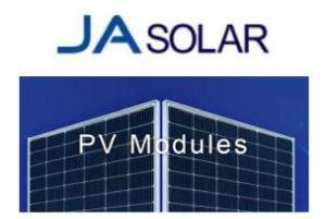 JA Solar fournit des modules pour des installations photovoltaïques flottantes en Espagne et en Malaisie