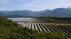 Inauguration du parc photovoltaïque de La Bâtie-Montsaléon au coeur des Hautes-Alpes