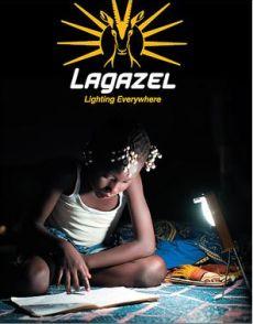4 ans après le lancement, 170 000 personnes éclairées grâce à Lagazel