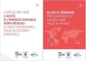 Accès à l'énergie dans le monde : la filière française mobilisée