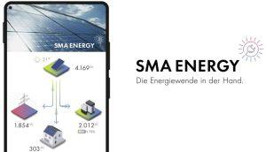 Faciliter les économies d'énergie avec l'application SMA Energy