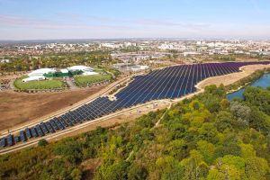 Urbasolar met en service la centrale solaire de l'Oncopole à Toulouse