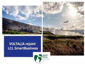 LCL et Voltalia lancent, à destination des entreprises, les premiers contrats d'approvisionnement long terme en électricité verte
