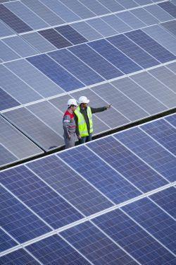 Eiffage remporte le contrat du méga-parc photovoltaïque Campanario (250 MWc) en Espagne
