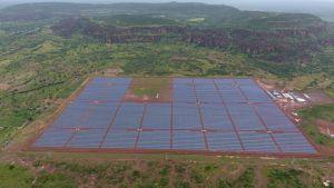Akuo met en service la plus grande centrale photovoltaïque d'Afrique de l'Ouest
