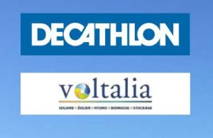 Voltalia construira une centrale PV pour les sites français de Decathlon